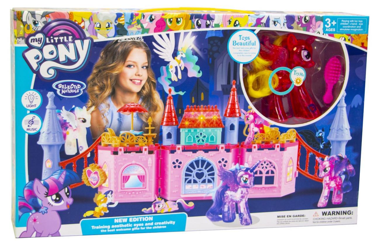 Набор My Little Pony Волшебный замок