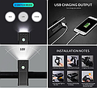 Велофара TRLIFE 2000LM USB Фонарь+Аккумулятор 5200mAh+PowerBank, фото 4