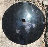 Диск бороны (сферический) ДМТ ВА 01.409 борированый VELES  ( ДМТ.БДТ.БДВП )