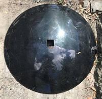 """Диск бороны (сфера) БГР (D-710мм, кв.41мм ) """" СОЛОХА"""""""