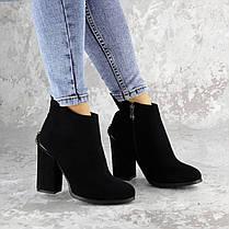 Ботинки женские черные Tigy 2230 (36 размер), фото 2