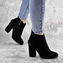 Ботинки женские черные Tigy 2230 (36 размер), фото 3