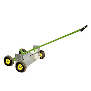 Ручной грейдер PRAGMATEC (оцинкованное лезвие), 1150-725 мм