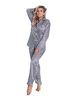 Пижама женская атлас