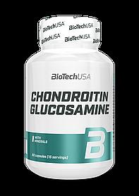 Хондроітин глюкозамін BioTech Chondroitin Glucosamine (60 капс) биотеч