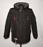 Тепла куртка на зиму для хлопчика на ріст 98-134, фото 1