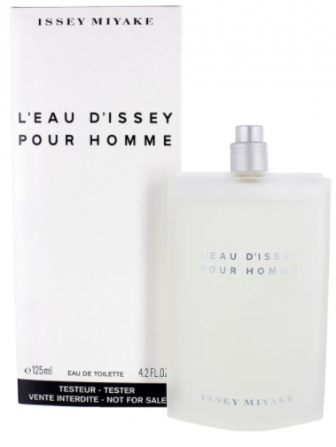 Тестер мужской Issey Miyake L`eau D`Issey pour Homme,125 мл