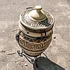 Тандыр Теплота Восточный + механизм открытия крышки, фото 5