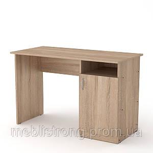 Офисный стол Ученик - дуб сонома
