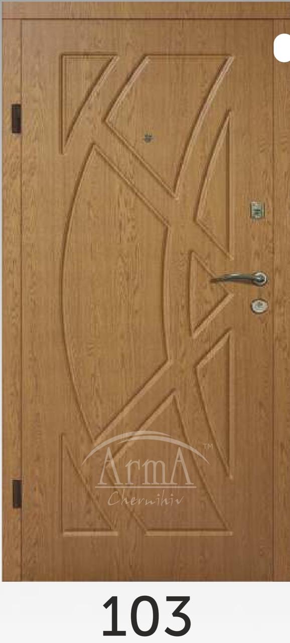 Входная дверь модель 105 Тип 1
