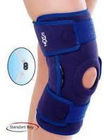 Ортез на коленный сустав разъемный с шарнирами полужесткой фиксации Variteks арт.894,Турция