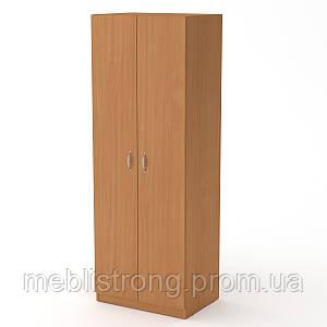Шкаф для одежды Шкаф-1 - цвет ольха