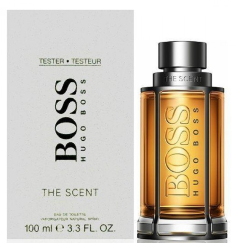 Тестер мужской Hugo Boss The Scent, 100 мл
