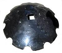 Диск ромашка бороны ДМТ-4 ВА-01.403-Б борированный VELES (ДМТ, БДТ,БГР )