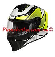 Шлем интеграл Origine Dinamo Galaxi Matt Fluo Yellow Black (56-57 см) модель 2020