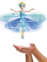 Летающая фея Снежинка с подсветкой, Deluxe light up snow fairy Оригинал из США
