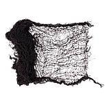 """Тканина сітчаста Yes! Fun """"Creepy cloth"""", 76х270см, черная, фото 2"""
