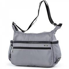Женская модная сумка с плечевым ремнем Dolly 648 серая