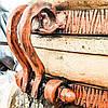 Тандыр Теплота 1 Люкс, дизайн Кирпич, фото 3