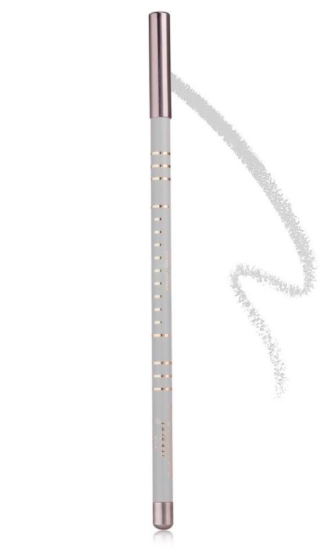 Карандаш для губ и глаз Malva Cocmetics 10 Shiny Silver