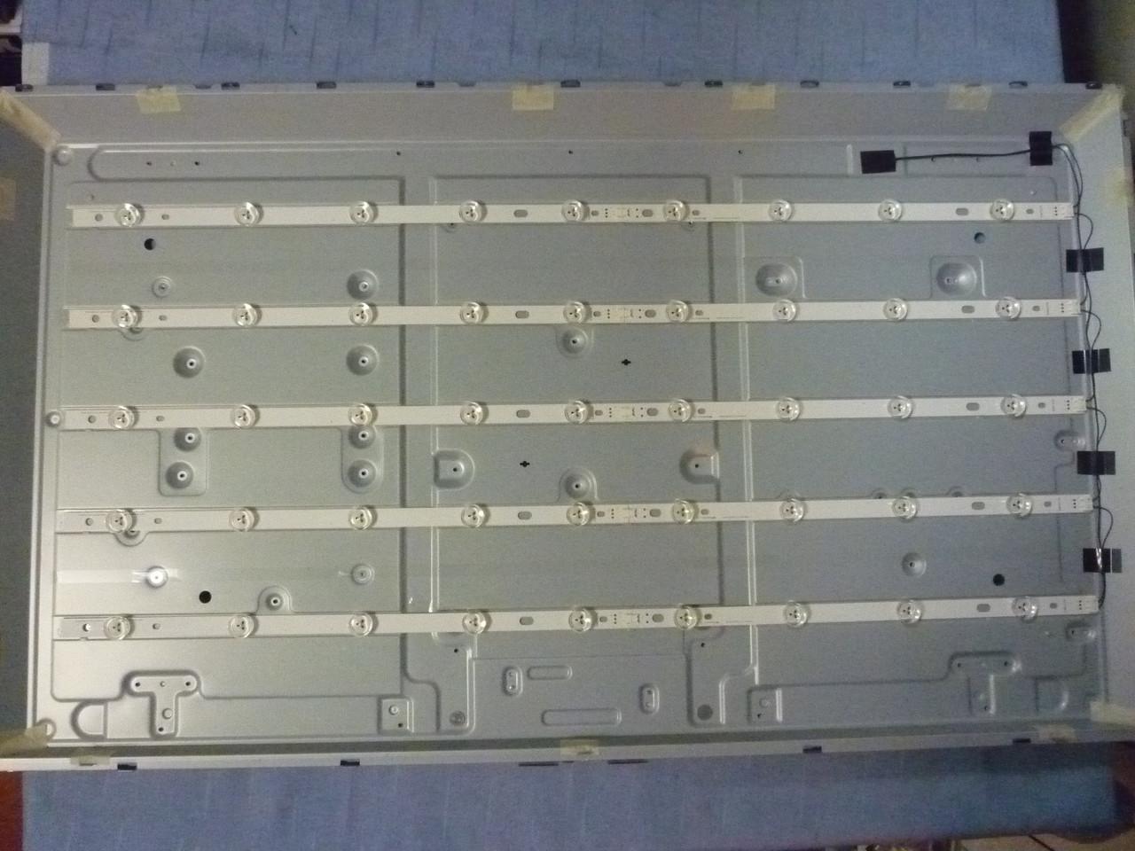 "Светодиодные LED-линейки Innotek POLA 2.0 42"" (A-B) Type (матрица T420HVN05.2)."