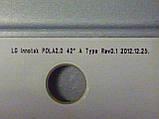 "Светодиодные LED-линейки Innotek POLA 2.0 42"" (A-B) Type (матрица T420HVN05.2)., фото 3"