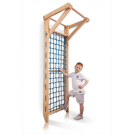 Гладиаторская сетка для детей c турником «Baby 7- 220», фото 2