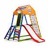 Детский спортивный комплекс KindWood Color Plus 3, фото 2