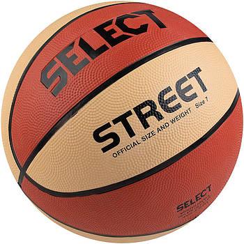 Мяч баскетбольный Select Street Basket 7