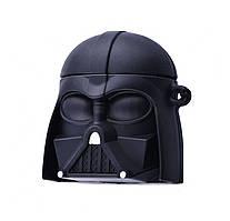 Чехол Star Wars Force (+ карабин) к наушникам Apple AirPods (Darth Vader)