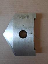 Пластина к перовому сверлу (перо) D 130 мм (2000-1278) Р6М5