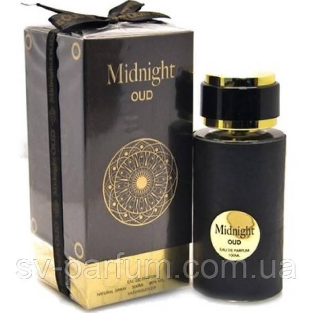 Парфюмированная вода мужская Midnight Oud 100ml