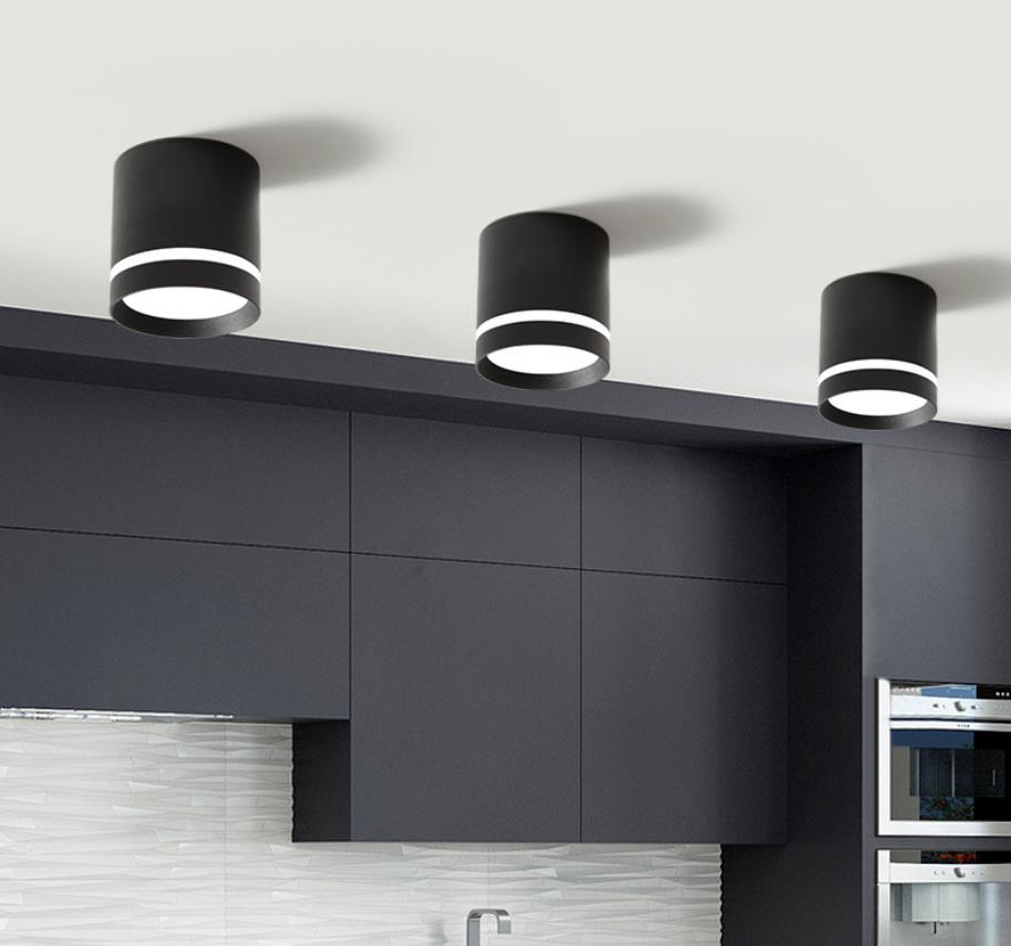 Точечный потолочный светильник. Модель QM-109