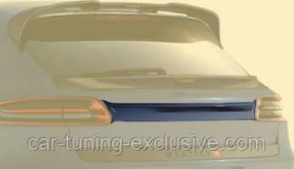 MANSORY rear panel for Porsche Macan