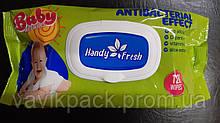 Влажные салфетки Handy Fresh 120 штук
