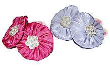 """Детские резиночки для волос """"цветы""""10пар"""