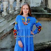 Вишита Сукня (МВ—302) від Виробника Бабусина Скриня, фото 1