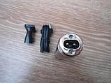 Триммер Domotec MS-2288 аккумуляторный 2 насадки, триммер для бороды и усов, бритва-триммер, фото 5
