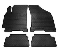 Модельные автомобильные резиновые коврики 4 шт.