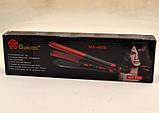 Щипцы для волос DOMOTEC MS 4909 2в1 (выпрямитель, гофре), фото 3