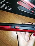 Щипцы для волос DOMOTEC MS 4909 2в1 (выпрямитель, гофре), фото 5