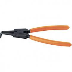 Съемник, 150 мм, для внешних стопорных колец, изогнутые губки (разжим)// SPARTA