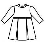 Платья для девочек ОСЕНЬ-ЗИМА