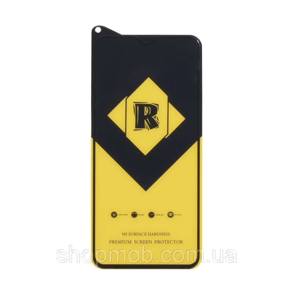 Защитное стекло R Yellow Premium for Realme XT Цвет Чёрный
