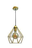 Светильник подвесной в стиле лофт NL 0537 G MSK Electric
