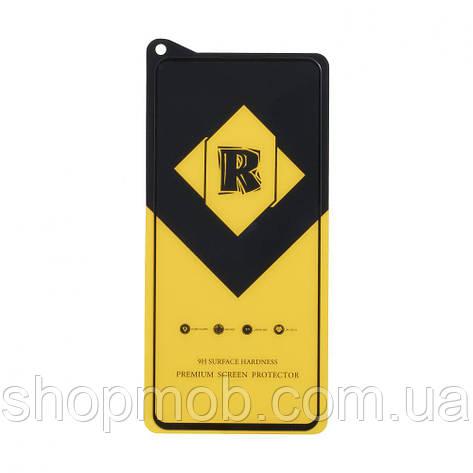 Защитное стекло R Yellow Premium for Realme 6 pro Цвет Чёрный, фото 2