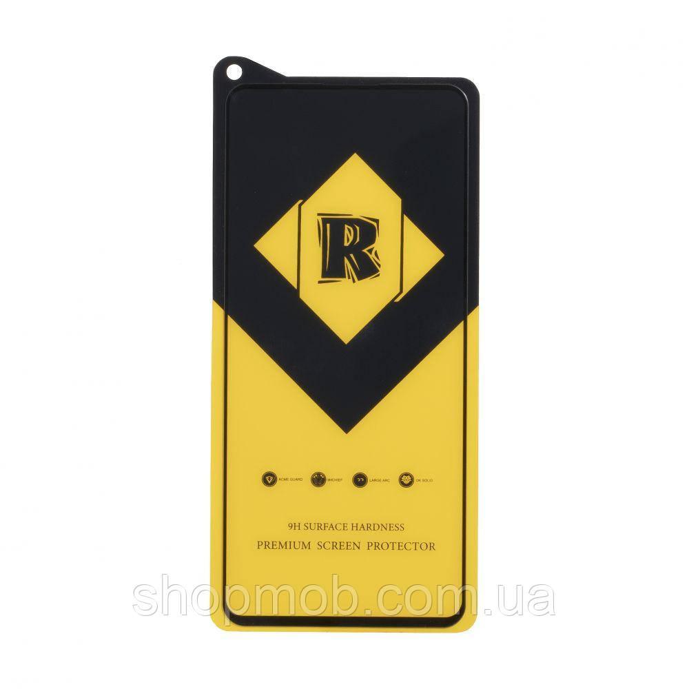 Защитное стекло R Yellow Premium for Realme 6 pro Цвет Чёрный