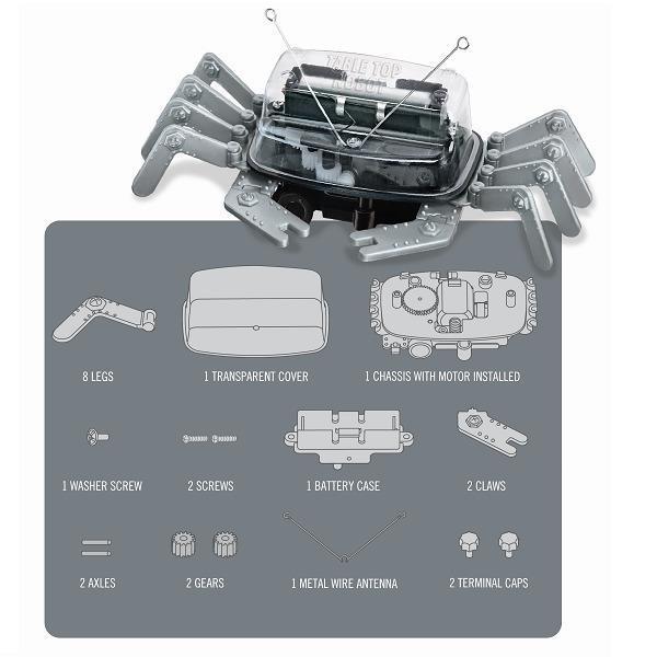 Научный набор 4M Настольный робот (00-03357)