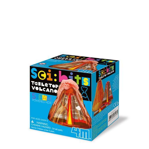 Набор для исследований 4M Настольный вулкан (00-03418)