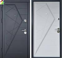 Дверь входная SteelArt СТАНДАРТ Айсберг белый мат, дверь для квартиры, дверь для офиса, дверь бронированная.